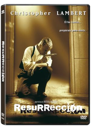 resurreccion (dvd)-8435175960996