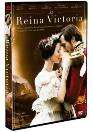 la reina victoria (dvd)-8435175961917