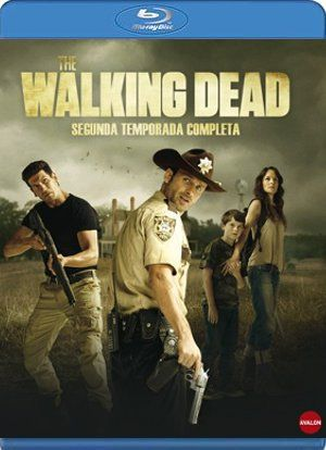 the walking dead: segunda temporada completa (blu-ray)-8436540901668