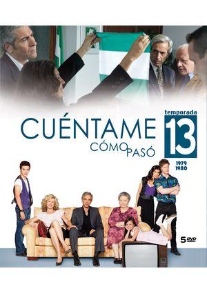 cuentame como paso: 13 temporada (dvd)-8421394538757