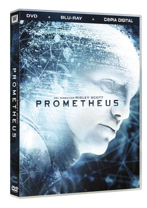 prometheus (con copia digital) (triple play  dvd + blu-ray)-8420266965288