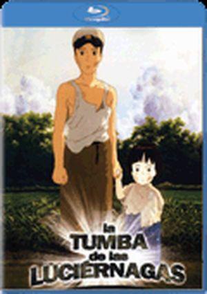 la tumba de las luciernagas (combo blu-ray + dvd)-8414533086363