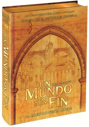 un mundo sin fin: edicion lujo (dvd)-8435175962938