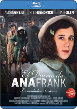 el diario de ana frank (blu-ray)-8436022308770