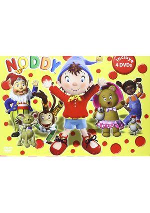 maletin noddy: vols. 1-4 (dvd)-8420266958723
