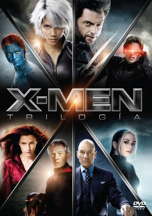 x-men trilogy (2013) (dvd)-8420266967848