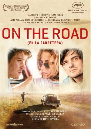 on the road (en la carretera) (blu-ray)-8436540903525
