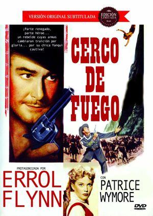 cerco de fuego (v.o.s.) (dvd)-8436022969308