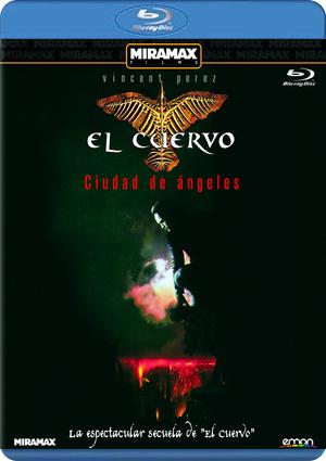el cuervo: ciudad de angeles (blu-ray)-8435153738500