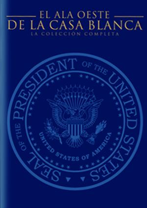 ala oeste de casa blanca: coleccion completa (dvd)-5051893155389