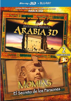 arabia + momias: el secreto de los faraones (blu-ray 3d)-8414906978240