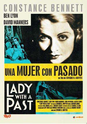 una mujer con pasado (dvd)-8420172062071
