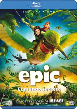 epic. el mundo secreto (blu-ray+dvd)-8420266967725