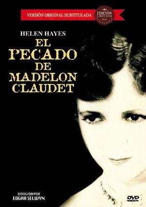 el pecado de madelon claudet (vos) (dvd)-8437013843102