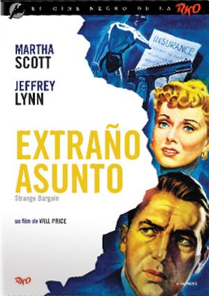cine negro rko: extraño asunto (vos) (dvd)-8420172062125