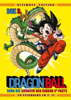 dragon ball box 3: ultimate edition (dvd)-8420266979285