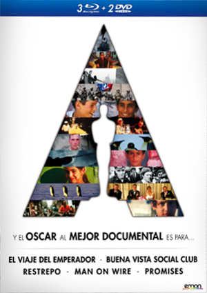 5 documentales oscar (blu-ray+dvd)-8435153742873