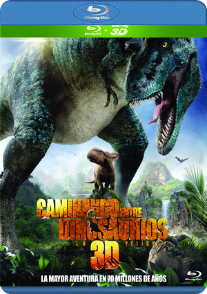 caminado entre dinosaurios. la pelicula (blu-ray 3d)-8435175965878