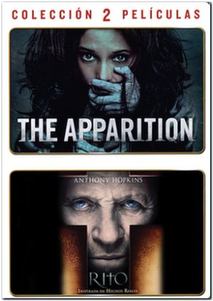 the apparition + el rito (dvd)-5051893176865