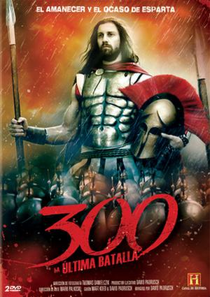 300. la ultima batalla + esparta (dvd)-8436022314399