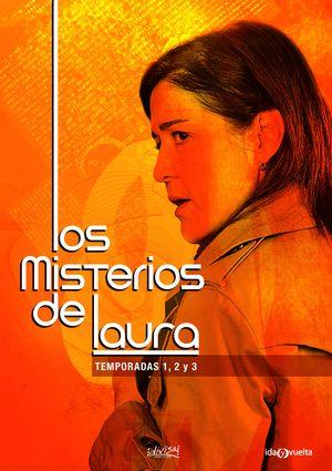 los misterios de laura: temporadas 1-3 (dvd)-8421394542075