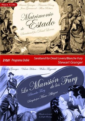 pack matrimonio de estado - la mansion de los fury (dvd)-8436541007833