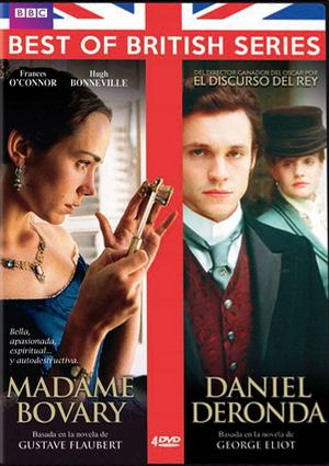 madamme bovary + daniel deronda (dvd)-8436022315754