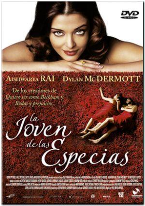 la joven de las especias (dvd)-8435153746031