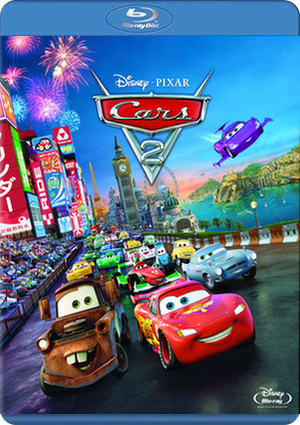 cars 2 blu ray dvd de 8717418369873 comprar pel cula. Black Bedroom Furniture Sets. Home Design Ideas