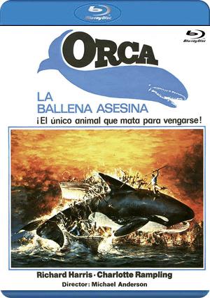 orca, la ballena asesina (blu-ray)-8436548865801