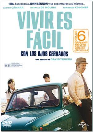 vivir es facil con los ojos cerrados (dvd)-8414906582225