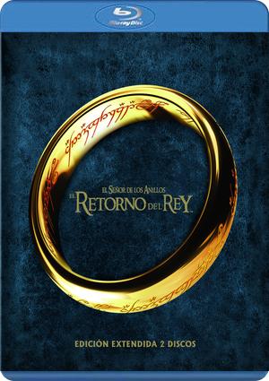 el señor de los anillos 3: ed.extendida (blu-ray)-8435175967490
