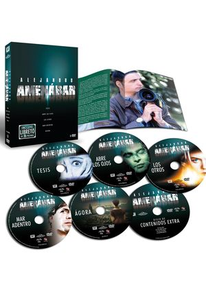pack amenabar 2014 (dvd)-8420266972569