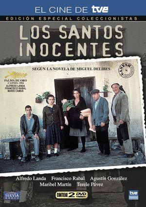 los santos inocentes: ed.especial (dvd)-8436548869373