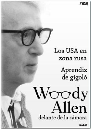 woody allen delante (dvd)-8435153749278