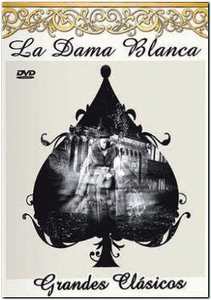 la dama blanca (dvd)-8436022321090