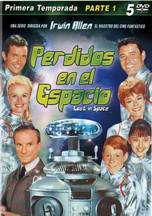 perdidos en el espacio:temporada 1 vol 1 (dvd)-8436022321113