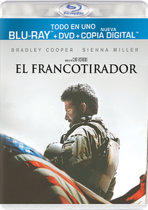 el francotirador (blu-ray+dvd)-5051893215809