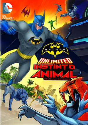 batman unlimited: instinto animal (dvd)-5051893220018