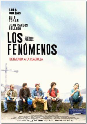 los fenomenos (dvd)-8437010737046