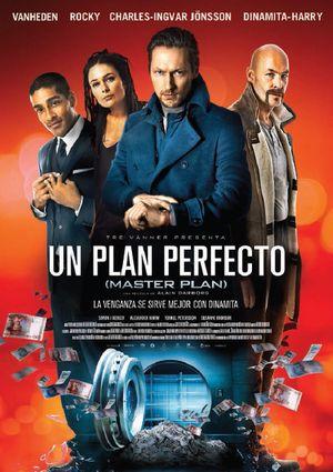 un plan perfecto (master plan) (dvd)-8437010737206