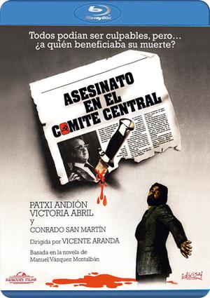 asesinato en el comité central (blu-ray)-8421394404403