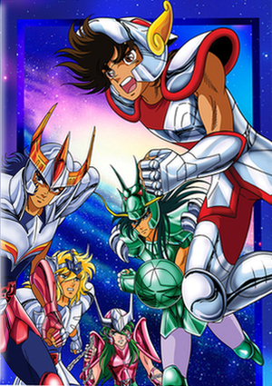 saint seiya box 1 (blu-ray)-8420266978547