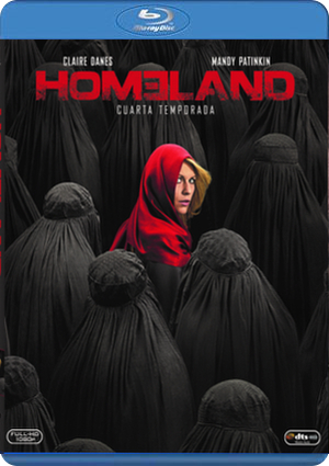 homeland temporada 4 (blu-ray)-8420266974440