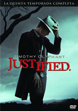 justified: temporada 5 (dvd)-8414533092746