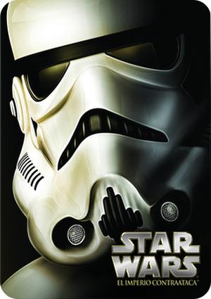 star wars v: el imperio contraataca steelbook (blu-ray)-8420266975676