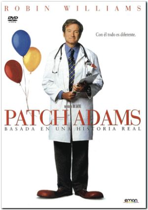 patch adams (dvd)-8435153750908