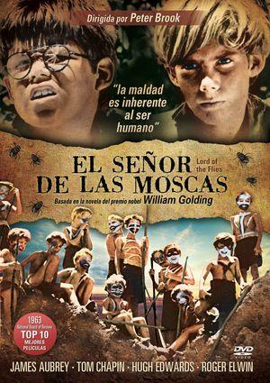 el señor de las moscas 1963 (dvd)-8436558192270