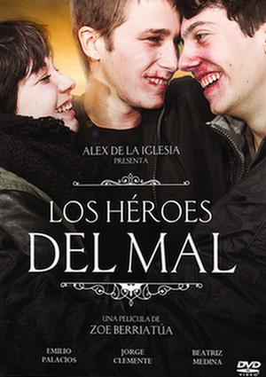 los heroes del mal (dvd)-8414533093101