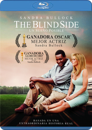 the blind side (blu-ray)-5051893227406
